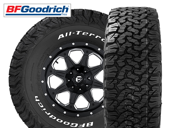 [BF-Goodrich] BF ALL-Terrain KO2 Tire